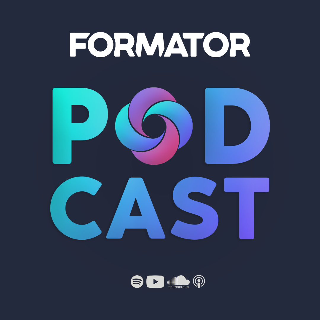 Formator's Audio Experience - Podcasts by Formaotr.io